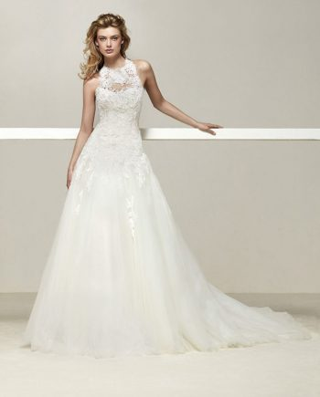 Drisara by Pronovias at Karen Forte