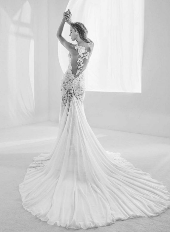 Atelier Pronovias Wedding Gown
