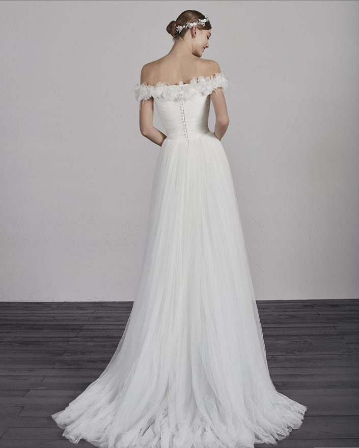 Pronovias Wedding Dress Esai