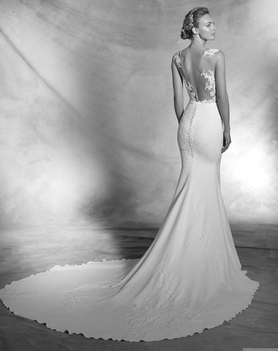 Vicenta Wedding Gown