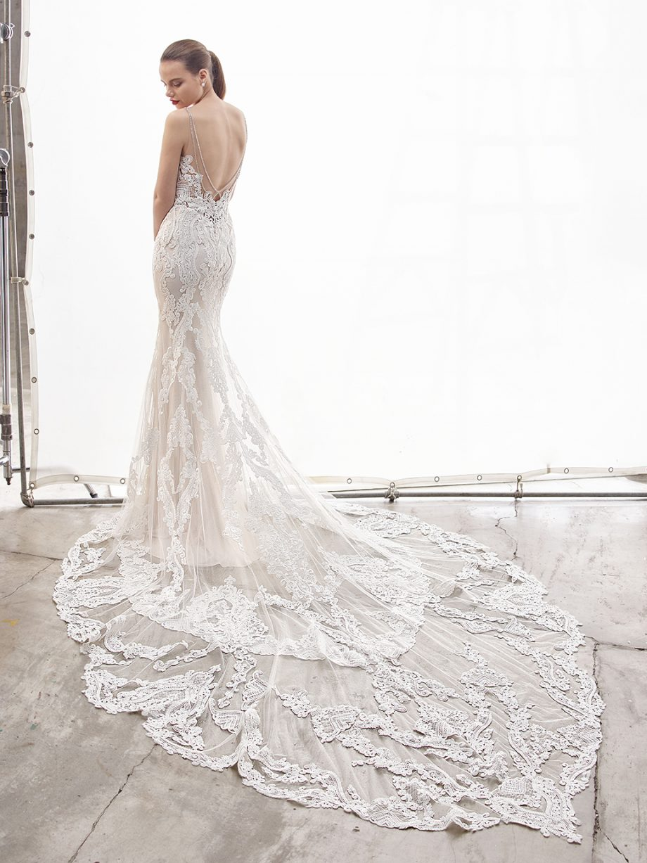 Nanette Enzoani Wedding Dress
