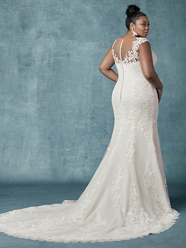 faab9d8b78f82 Wedding Dresses Plus Size Collection · Home   Bridal   Maggie Sottero ...