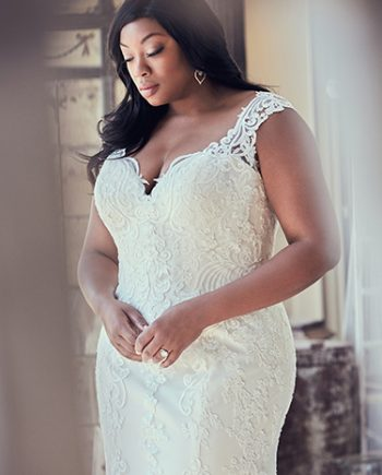 Wedding Dresses Plus Size Collection