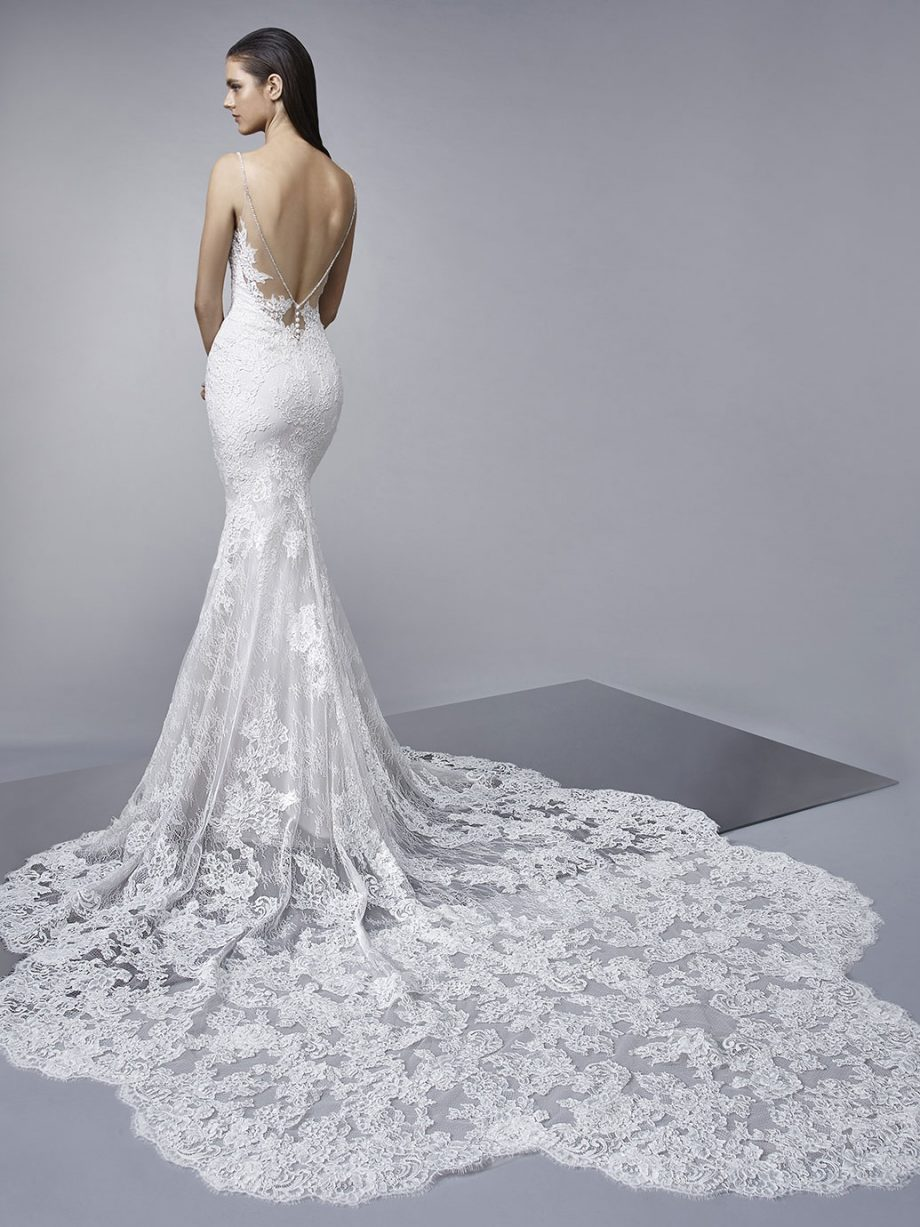 Mina Enzaoni Wedding Dress