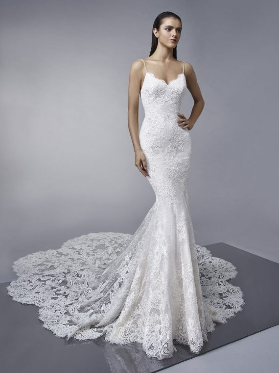 Mina Enzoani Wedding Dress