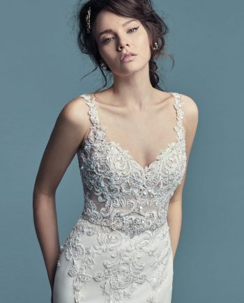 Maggie Sottero Alaina wedding dress