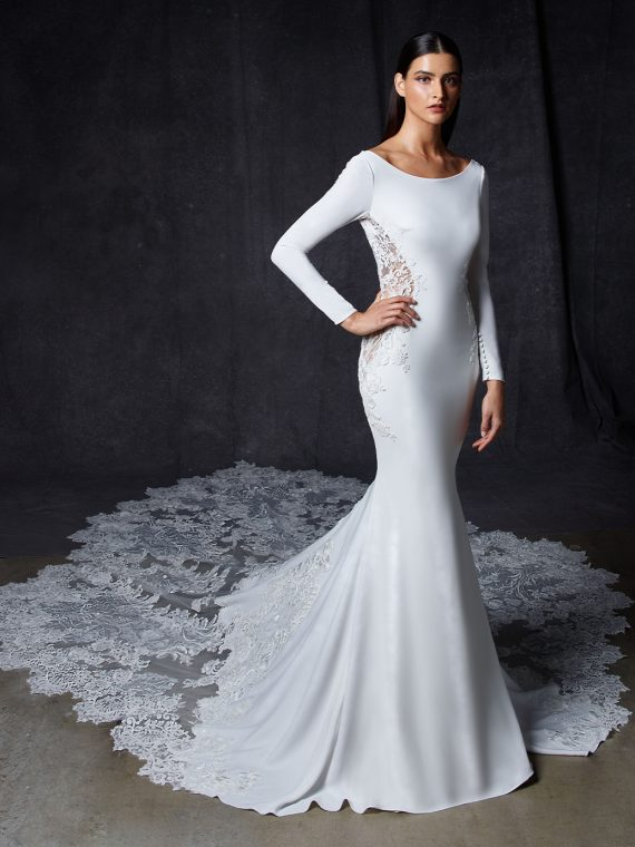 Enzoani Wedding Dress Olena