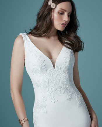 Maggie Sottero Bertina Wedding Dress
